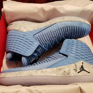 Air Jordan XXXII (32) UNC TAR HEELS CHAMPIONSHIPS